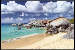 Devil's Bay, Virgin Gorda by CgProPhoto