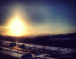 Sunkissed in the Winter by SerenaG519