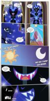 MLP: FIM - Without Magic Part 41 by PerfectBlue97