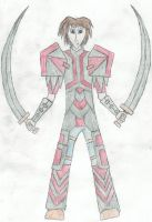 Guy with Armor colored by Ruler-of-Mars