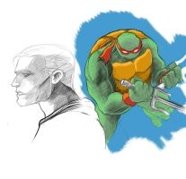 raph exercise by Dreee