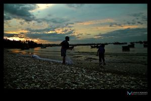 Catch of the day by vinayan