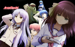 Angel Beats artwork by joshman99
