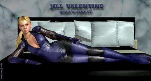 Jill Valentine    BSAA'S-FINEST by blw7920