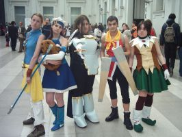 Suikoden 2 Group Cosplay by Tifa-Lock