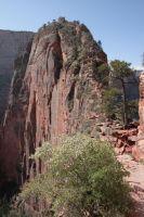 Angels Landing by asketchyfish