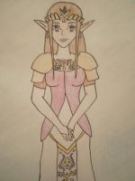 Princess Zelda for LairsRoams by TheDuellist22