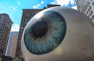 Eye on Chicago by cassaw-creative