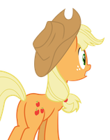 Vector: Applejack 4 by EStories