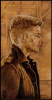 Dean Winchester II by SecondGoddess