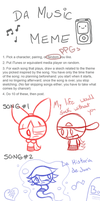 Music Meme by JKSketchy