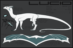 Lucid sketch ref by annicron