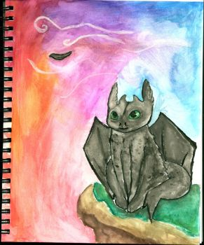 Toothless by aspinhasi