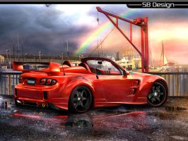 SBDesign Mazda Mx-5 by SB-Design