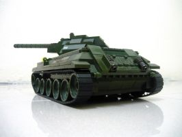 T-34 Russian WWII Medium Tank 6 by SOS101
