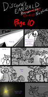 Discord's Emerald Chaos Nuzlocke - Page 10 by DragonwolfRooke