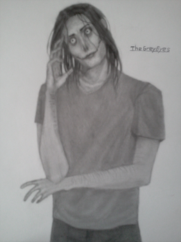 Jeff the killer by TheGreyEyes