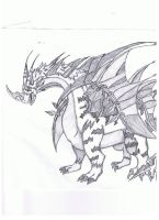 Dorugreymon the fusion evolution of miracles by Gregzar