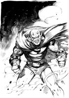 Etrigan from hell by FrancescoIaquinta