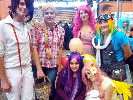 My Little pony: cosplay is magic by murasaki07