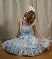 Lolita Alice 9 by kime-stock