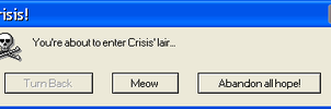 Crisis error message by TheBigMan0706