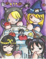 FMA: In The Witch's Lair by catsandkitties