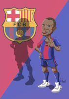 Eric Abidal Tribute by anapeig