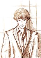 Sherlock by TheMechanikalDoll