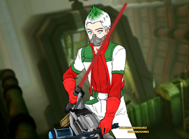 Human Wheeljack 1 by Winry88