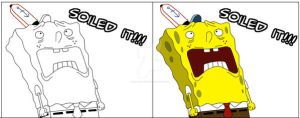 SOILED IT :exclamationmark: by Simpsons-Addict