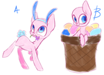 Easter YCHs - Closed by NaatTheArt