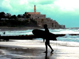 The Surfer by Pimpernel