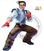 Shimazu - Marvel vs Capcom 3 by AverageSam