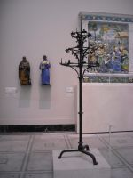 V and A stock gothic candelabra by photodash