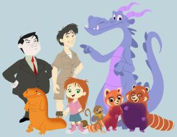 Asian Characters cast by tombancroft