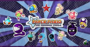 Paper Mario: The Guardian Trials promo by DPghoastmaniac2
