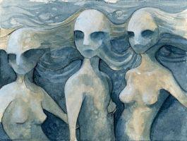 Les Mers by shadowgirl