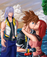 Go Sora by lethalfairy