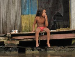 Being a kid in the Amazon by somebody3121