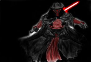 Revan attack color by Hungarianbeast