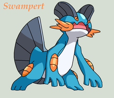 Swampert by Roky320