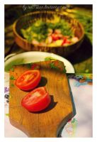 Gourmand's salad by iuli72an