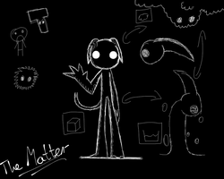 The Matter by Master-0f-Puppets