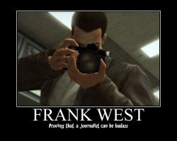 Frank West by avgn521