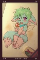 Sketch gift for Suephy by AvAmri