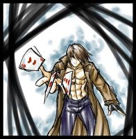 Ace of Hearts - Gambit by lcz128