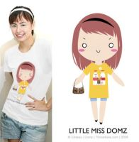Little Miss Domz by Crissey