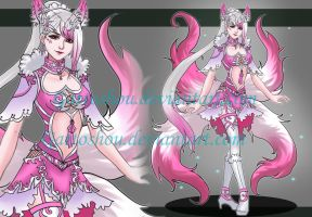FEMALE ADOPT 122 [Auction] [CLOSED] by GattoAdopts