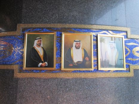 Portraits of the rulers by TawogAdventure